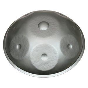 D 'elfe hp-3 a profesional Handpan tambor de acero, antracita