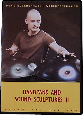 DVD Wordlpercussion Handpan