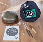 Hapi Bell Steel Tongue Drum Marrón Bronce