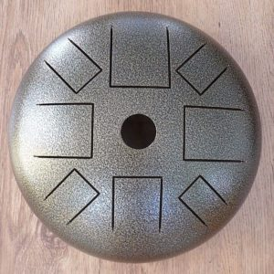 Hapi Bell Steel Tongue Drum