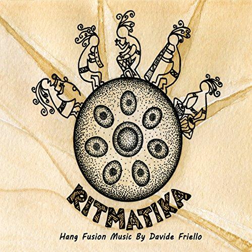 cd musica con handpan hang fusion music ritmatika