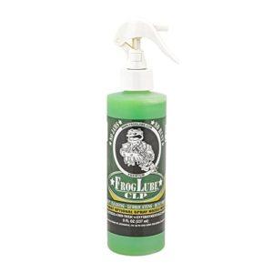 FrogLube CLP verde - producto para la limpieza de metales