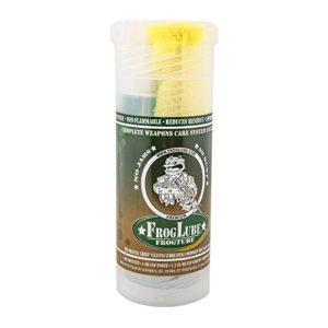 Producto limpiador spray con gamuza para metales FrogLube