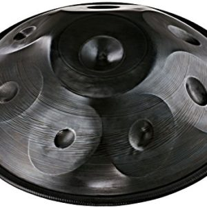 MEINL Sonic Energy Handpan HD3 metal calidad negro
