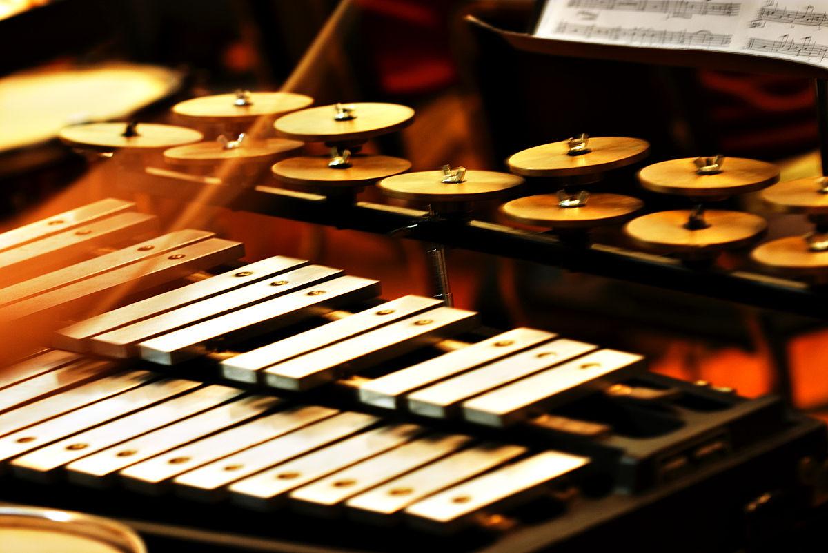 instrumentos de percusion de metal