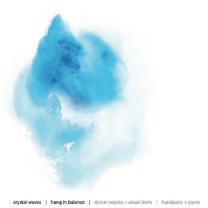 CD musica con Handpan Hang in Balance