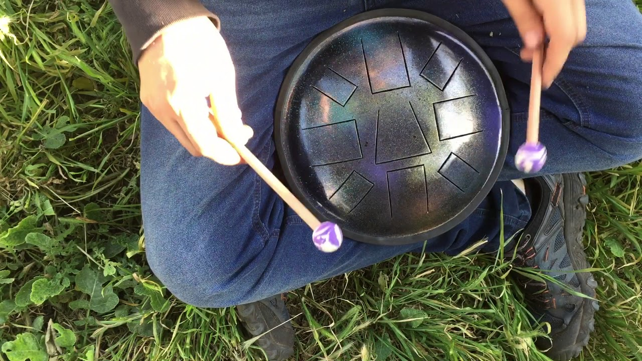 tank drum instrumento musical